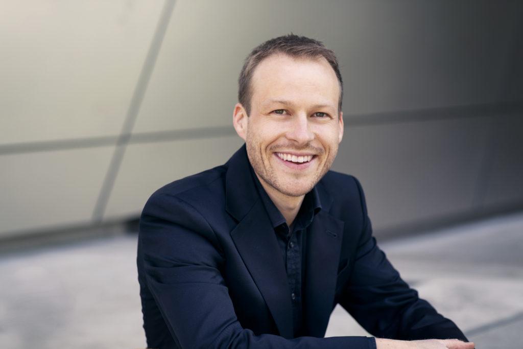 Portrait Benedikt Haag